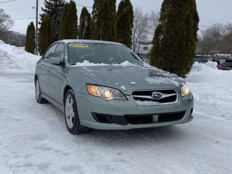 2009 Subaru Legacy for sale at Betten Baker Preowned Center in Twin Lake MI