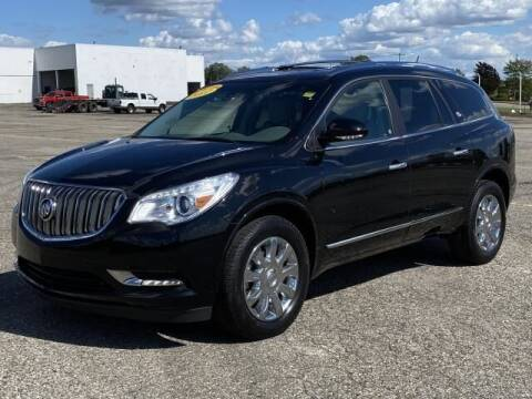 2017 Buick Enclave for sale at TEAM ONE CHEVROLET BUICK GMC in Charlotte MI