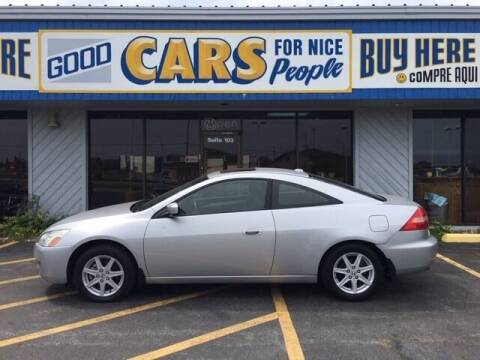 2004 Honda Accord for sale at Good Cars 4 Nice People in Omaha NE