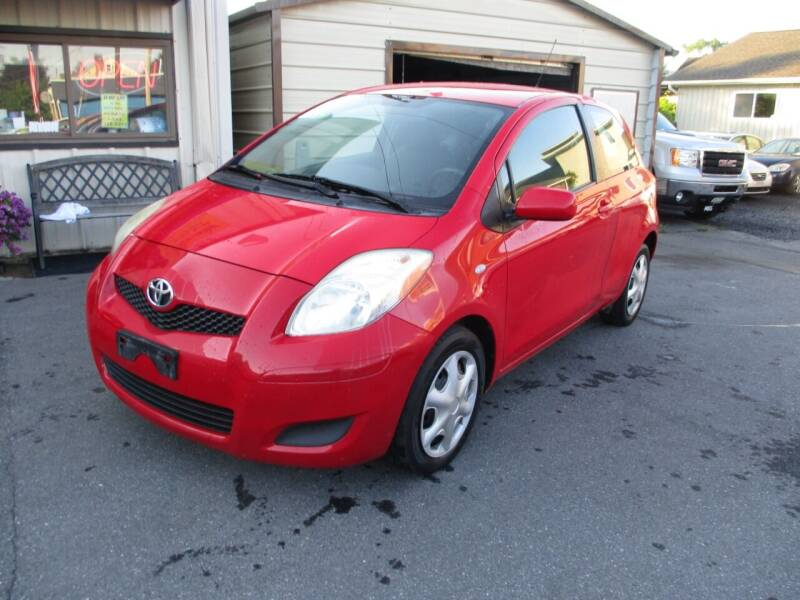 2009 Toyota Yaris for sale at TRI-STAR AUTO SALES in Kingston NY