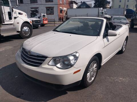 2009 Chrysler Sebring for sale at A J Auto Sales in Fall River MA
