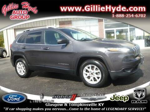 2016 Jeep Cherokee for sale at Gillie Hyde Auto Group in Glasgow KY