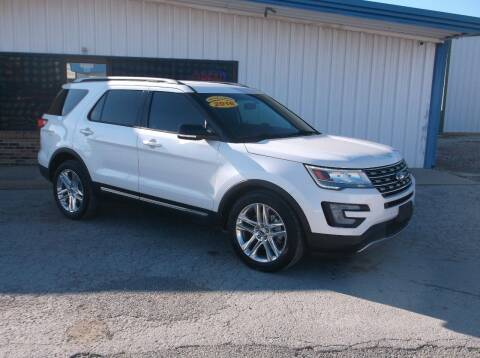 2016 Ford Explorer for sale at AUTO TOPIC in Gainesville TX