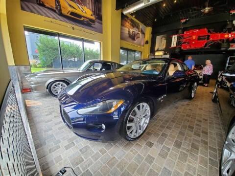 2008 Maserati GranTurismo for sale at Auto Exotica in Red Bank NJ
