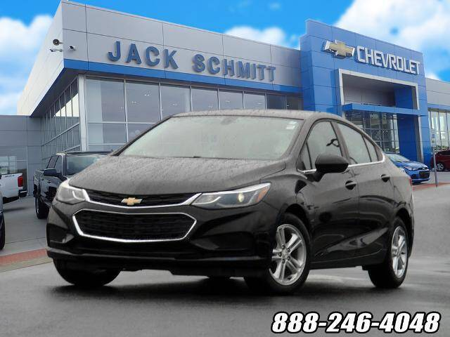 2018 Chevrolet Cruze for sale at Jack Schmitt Chevrolet Wood River in Wood River IL