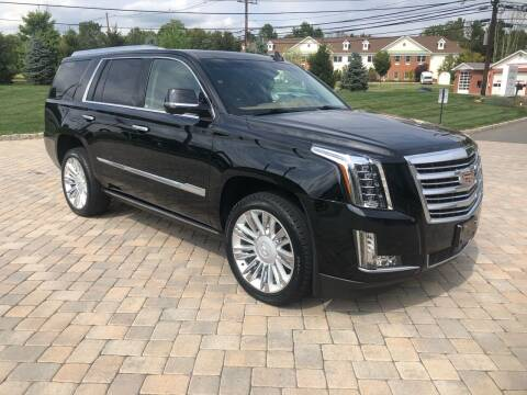 2015 Cadillac Escalade for sale at International Motor Group LLC in Hasbrouck Heights NJ