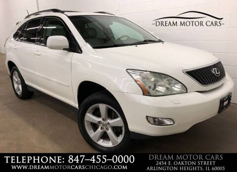 2005 Lexus RX 330 for sale at Dream Motor Cars in Arlington Heights IL