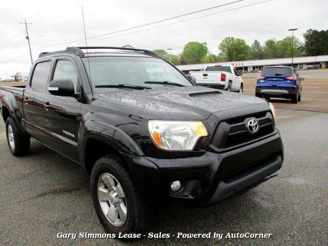 2012 Toyota Tacoma for sale at Gary Simmons Lease - Sales in Mckenzie TN
