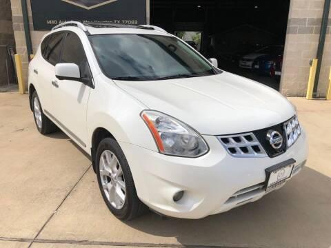 2012 Nissan Rogue for sale at KAYALAR MOTORS - ECUFAST HOUSTON in Houston TX