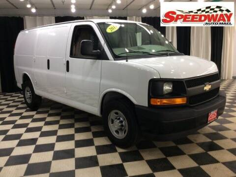 2017 Chevrolet Express Cargo for sale at SPEEDWAY AUTO MALL INC in Machesney Park IL