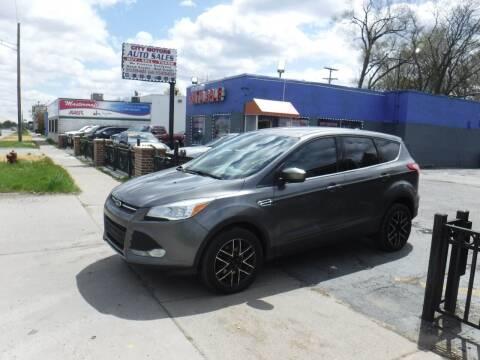 2014 Ford Escape for sale at City Motors Auto Sale LLC in Redford MI