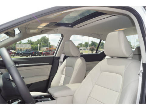 2020 Nissan Altima for sale at BLACKBURN MOTOR CO in Vicksburg MS