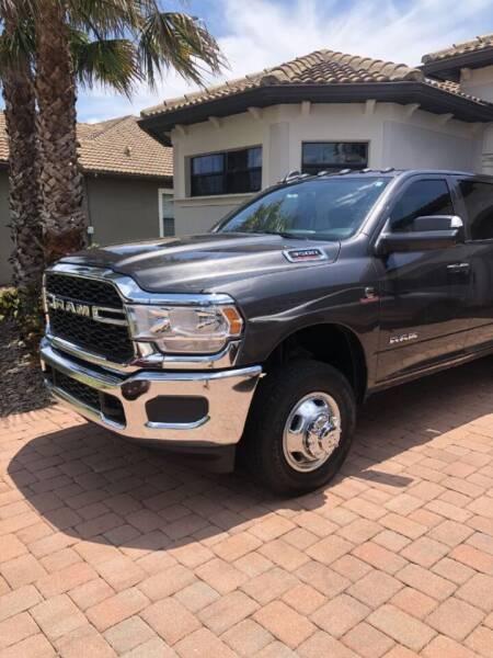 2021 RAM Ram Pickup 3500 for sale at WHEEL UNIK AUTOMOTIVE & ACCESSORIES INC in Orlando FL