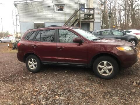 2007 Hyundai Santa Fe for sale at 22nd ST Motors in Quakertown PA
