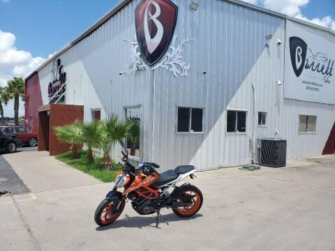 KTM 390DUKE for sale at Barrett Auto Gallery in San Juan TX
