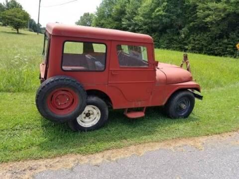 1966 Jeep CJ-7 for sale at Classic Car Deals in Cadillac MI