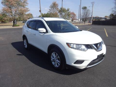 2015 Nissan Rogue for sale at Just Drive Auto in Springdale AR