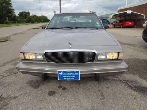 1996 Buick Century for sale at 4 B CAR CORNER in Anadarko OK
