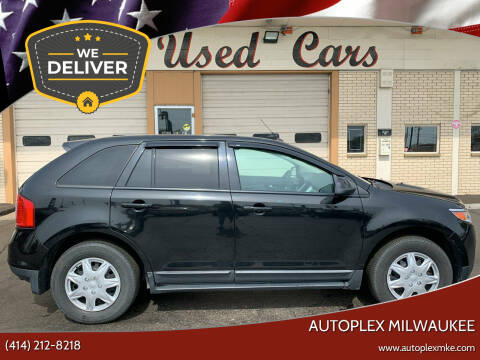 2012 Ford Edge for sale at Autoplex Milwaukee in Milwaukee WI