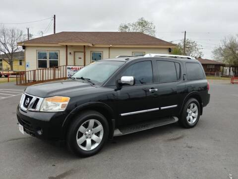2011 Nissan Armada for sale at Mid Valley Motors in La Feria TX