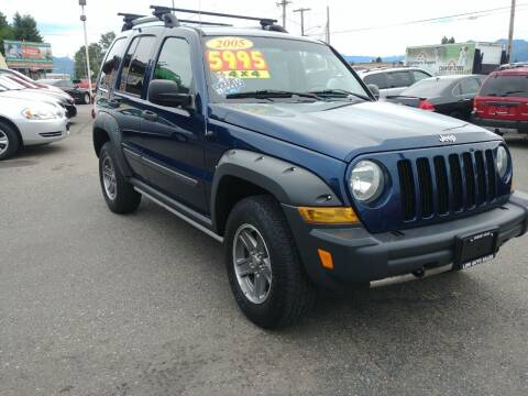 2005 Jeep Liberty for sale at Low Auto Sales in Sedro Woolley WA