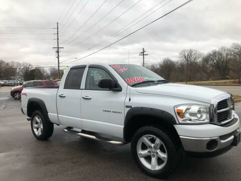 2007 Dodge Ram Pickup 1500 for sale at Bob's Imports in Clinton IL