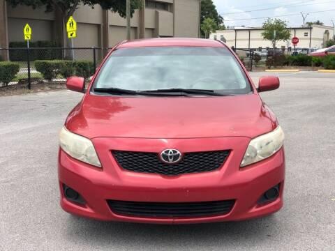 2010 Toyota Corolla for sale at Carlando in Lakeland FL