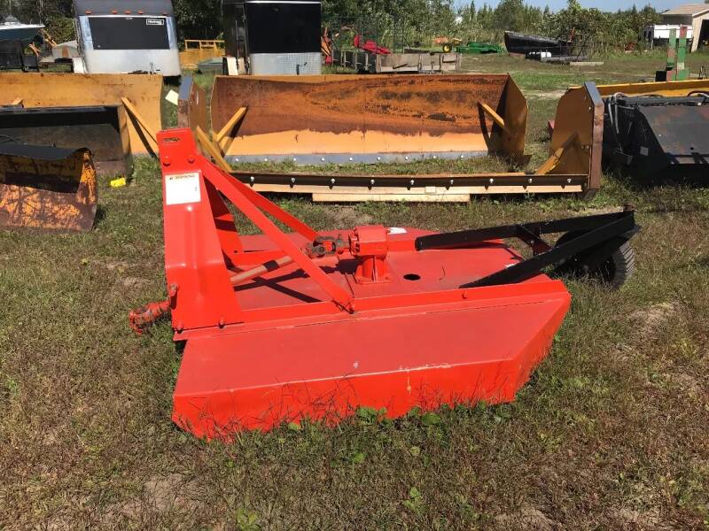 2018 3pt Brush Chopper for sale at Buck's Toys & Tires in Isanti MN