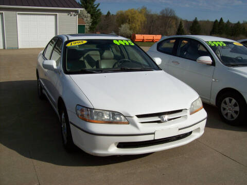 1998 Honda Accord for sale at Summit Auto Inc in Waterford PA