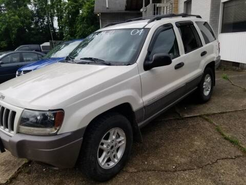 2004 Jeep Grand Cherokee for sale at Action Auto Sales in Parkersburg WV