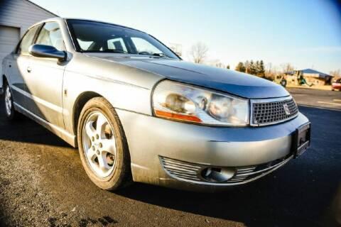 2003 Saturn L-Series for sale at Glory Auto Sales LTD in Reynoldsburg OH