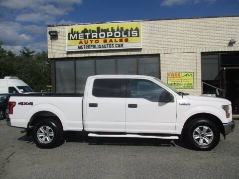 2015 Ford F-150 for sale at Metropolis Auto Sales in Pelham NH
