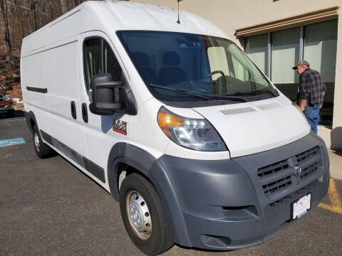 2016 RAM ProMaster Cargo for sale at Ramsey Corp. in West Milford NJ