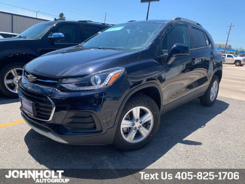 2021 Chevrolet Trax for sale at JOHN HOLT AUTO GROUP, INC. in Chickasha OK