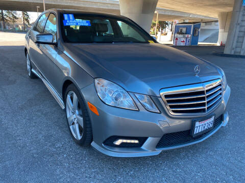 2011 Mercedes-Benz E-Class for sale at Bay Auto Exchange in San Jose CA
