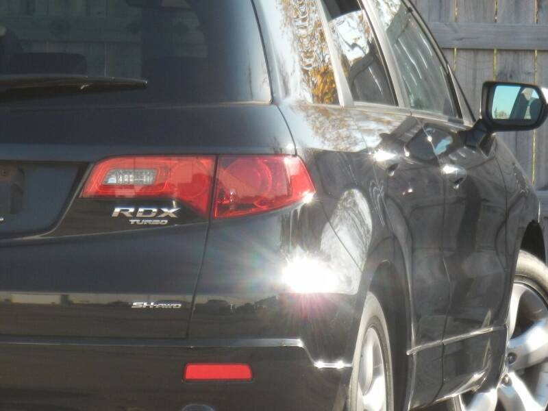 2008 Acura RDX for sale at Moto Zone Inc in Melrose Park IL