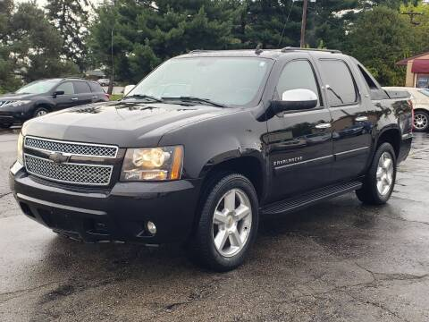 2008 Chevrolet Avalanche for sale at Thompson Motors in Lapeer MI