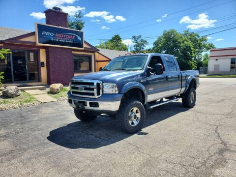 2006 Ford F-350 Super Duty for sale at Pro Motors in Fairfield OH