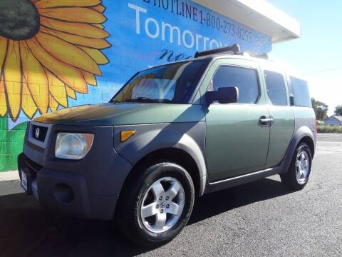 2003 Honda Element for sale at FINISH LINE AUTO SALES in Idaho Falls ID
