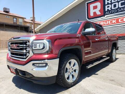 2017 GMC Sierra 1500 for sale at Red Rock Auto Sales in Saint George UT