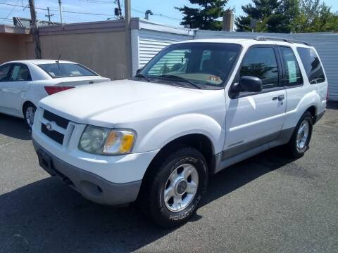 2002 Ford Explorer Sport for sale at Wilson Investments LLC in Ewing NJ