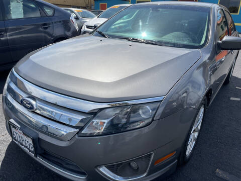 2012 Ford Fusion for sale at CARZ in San Diego CA