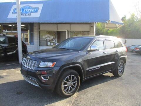 2014 Jeep Grand Cherokee for sale at Mill Street Motors in Worcester MA