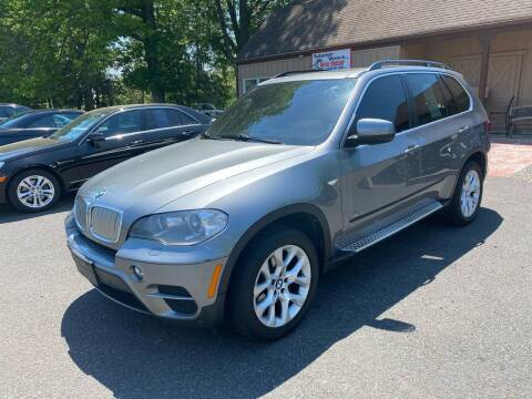 2013 BMW X5 for sale at Suburban Wrench in Pennington NJ