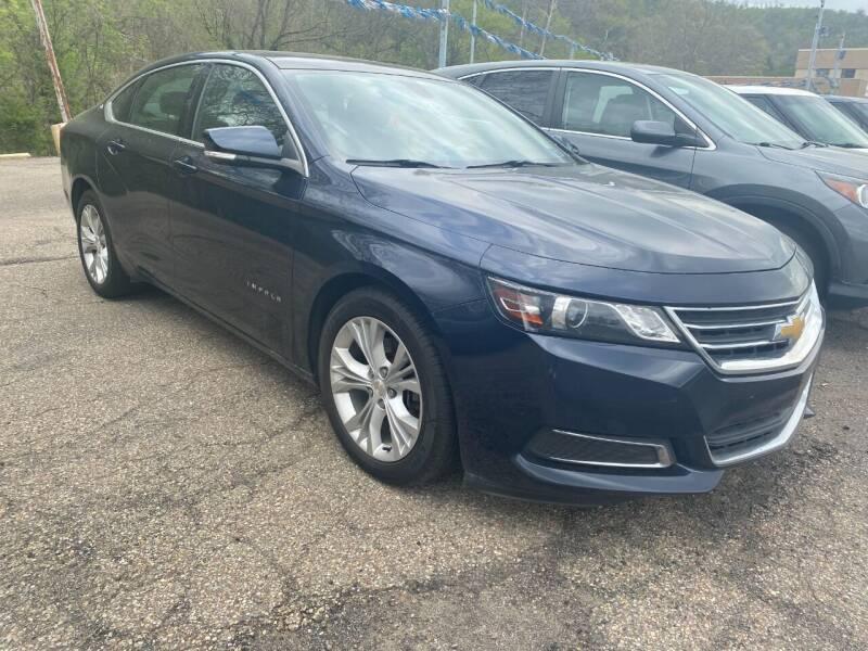 2015 Chevrolet Impala for sale at Matt Jones Preowned Auto in Wheeling WV