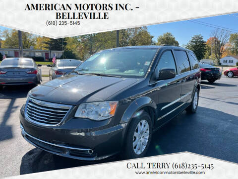 2012 Chrysler Town and Country for sale at American Motors Inc. - Belleville in Belleville IL