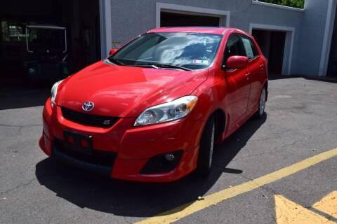 2009 Toyota Matrix for sale at L&J AUTO SALES in Birdsboro PA