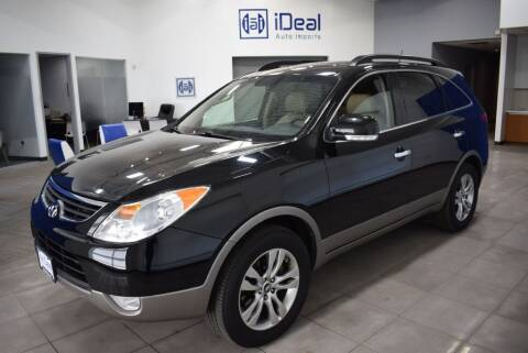 2012 Hyundai Veracruz for sale at iDeal Auto Imports in Eden Prairie MN