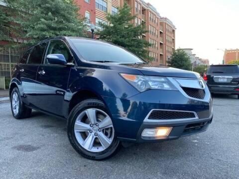 2013 Acura MDX for sale at H & R Auto in Arlington VA