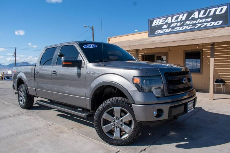 2014 Ford F-150 for sale at Beach Auto and RV Sales in Lake Havasu City AZ